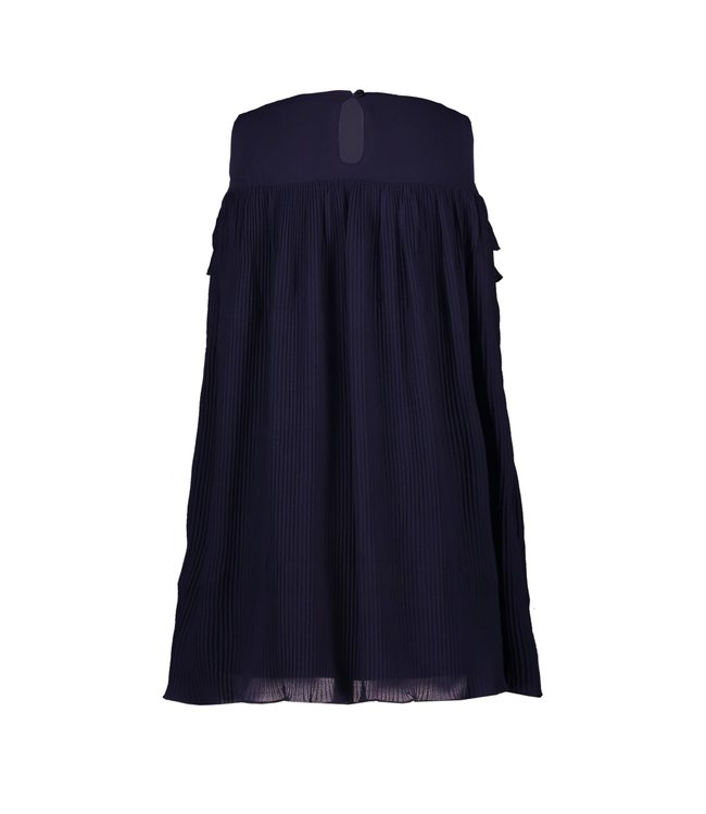 Le chic Le chic : Lossere blauwe jurk