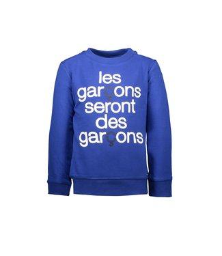 Le chic garçon Le chic garçon : Kobalt sweater