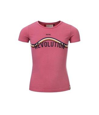 Looxs Looxs : Roze T-shirt