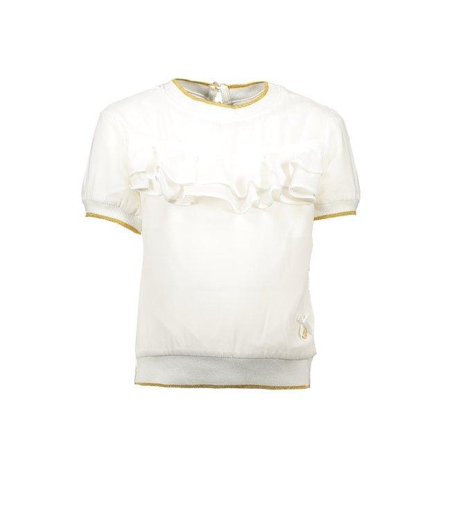 Le chic Le chic : Witte blouse