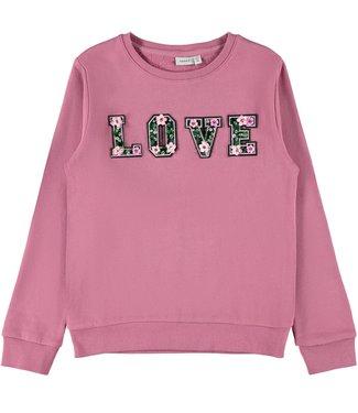 Name it Name it : Sweater Bernadette (Roze)