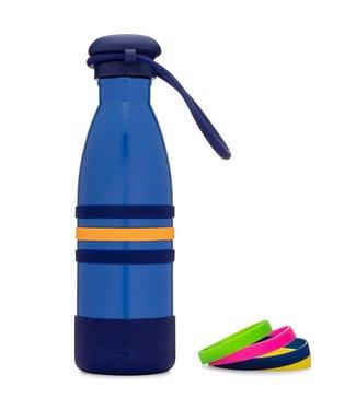 Yumbox Yumbox : Aqua thermos fles (Blauw)