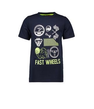 Tygo & Vito Tygo & Vito : T-shirt Fast wheels