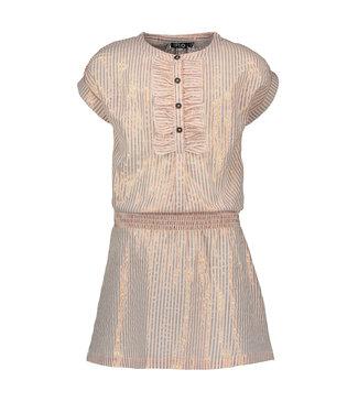 Like Flo Like Flo : Roze gestreept kleed