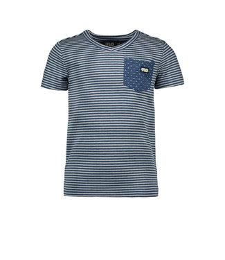 Like Flo Like Flo : Gestreepte T-shirt