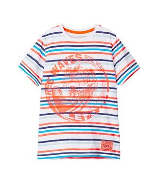 Name it Name it : T-shirt Fonzo (oranje)