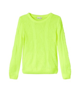 Name it Name it : Knit Tulle (fluogeel)