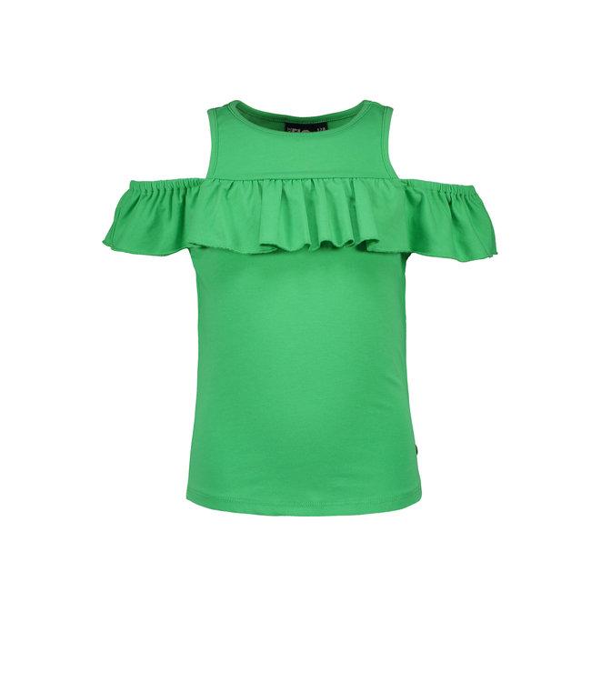 Like Flo Like Flo : Top Ruffle (groen)