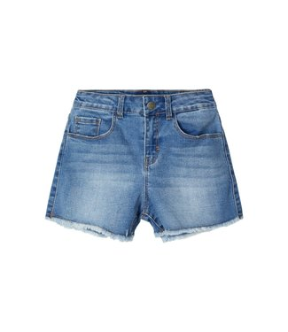 Name it Name it : Blauwe jeansshort Randi