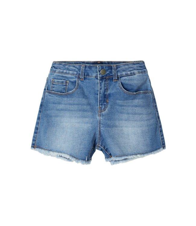 Name it Name it : Blauwe jeansshort Randi