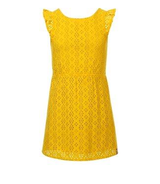 Looxs Looxs : Geel kleed