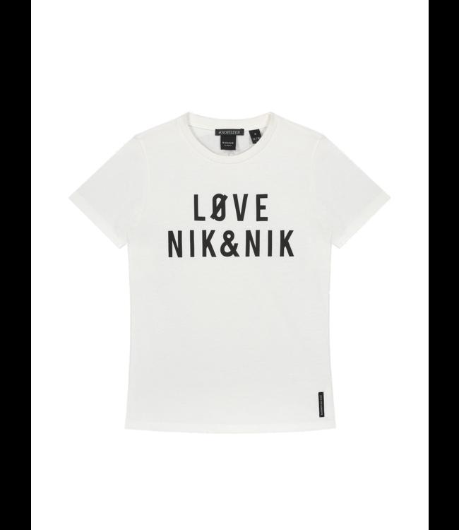 Nik & Nik Nik & Nik : T-shirt Love