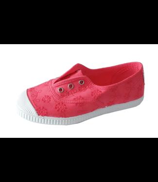 Cienta Cienta : Sneaker Rosa Vivo
