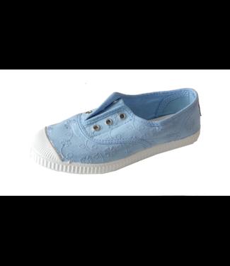 Cienta Cienta : Sneaker Azul Sky