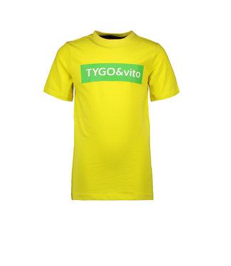 Tygo & Vito Tygo & Vito :  Gele T-shirt