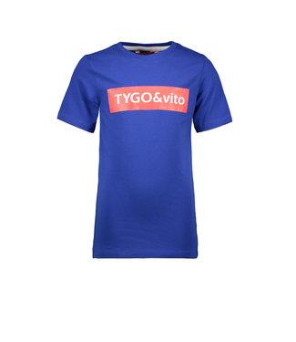 Tygo & Vito Tygo & Vito :  Kobalt T-shirt