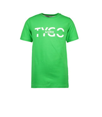 Tygo & Vito Tygo & Vito :  Groene T-shirt
