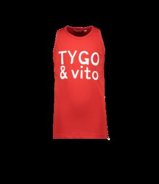 Tygo & Vito Tygo & Vito :  Rode tanktop