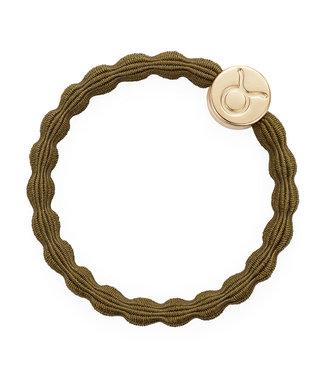 ByEloise ByEloise : Khaki armband Stier