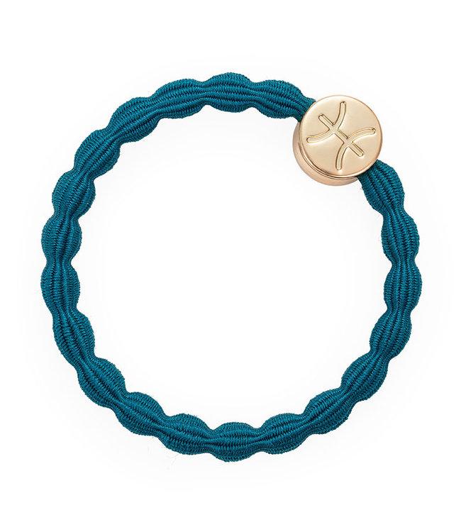 ByEloise ByEloise : Blauwe armband Vissen