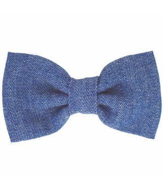Your little miss Your little miss : Haarspeldje Jeans bow