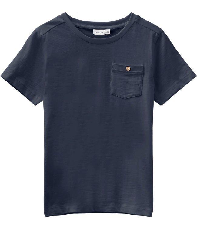 Name it Name it : T-shirt Vebbe (navy)