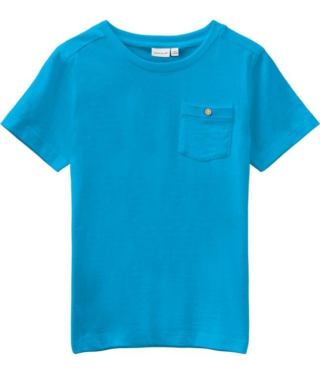 Name it Name it : T-shirt Vebbe (ocean)