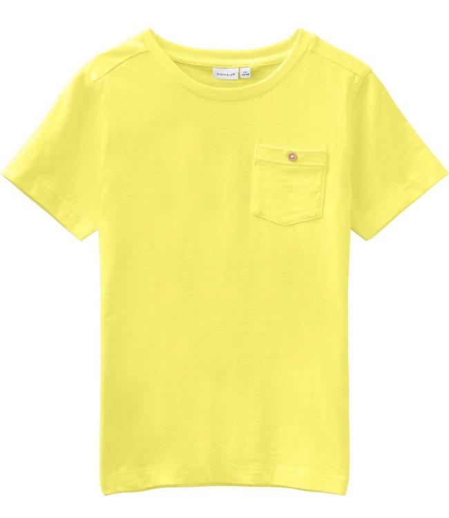 Name it Name it : T-shirt Vebbe (limelight)
