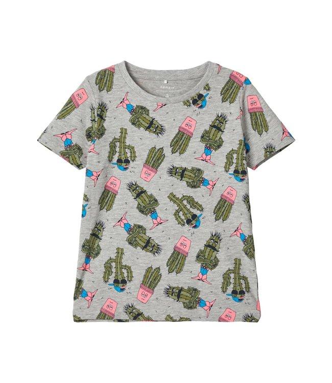 Name it Name it : T-shirt Jubbe (grey)