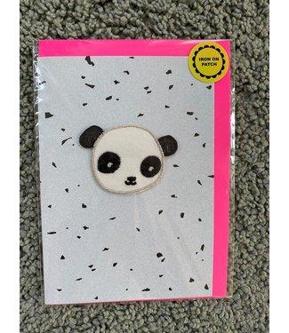 Petra Boase Petra Boase : Wenskaart Panda