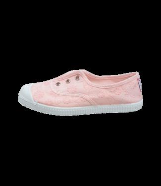 Cienta Cienta : Sneaker Rosa Misty (kant)