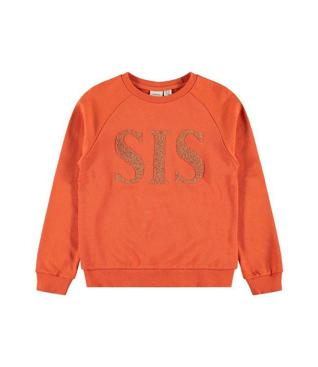 Name it Name it : Sweater Kady (Orange)