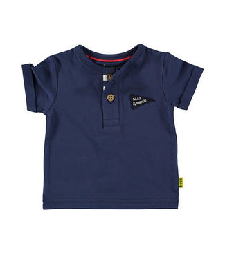 BESS newborn BESS newborn : Blauwe T-shirt
