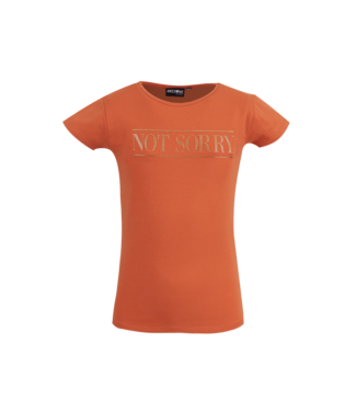 Someone Someone : T-shirt Femme (Burnt orange)