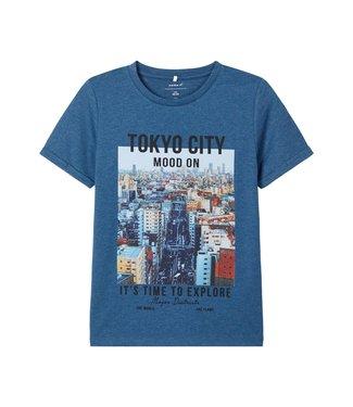 Name it Name it : T-shirt Karlo (Gibraltar sea)