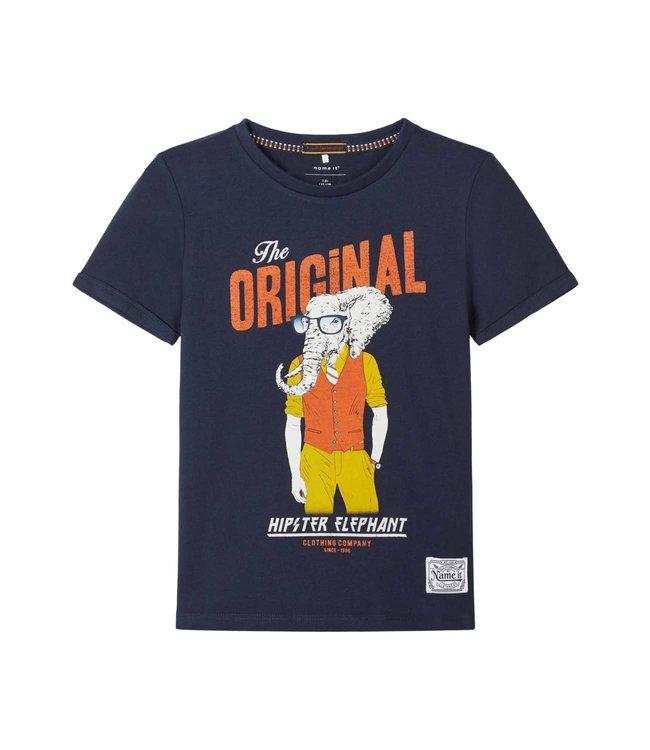 Name it Name it : T-shirt Super (Dark sapphire)