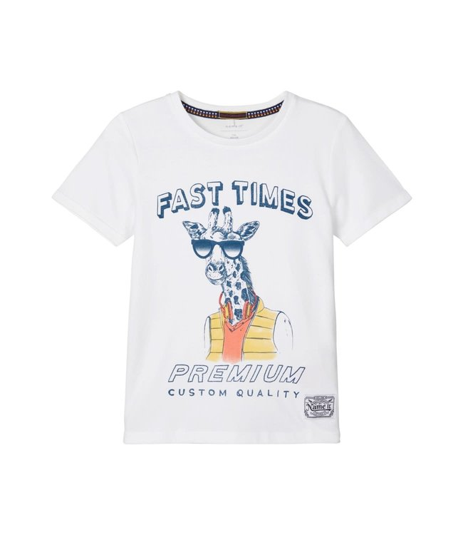 Name it Name it : T-shirt Super (Bright white)