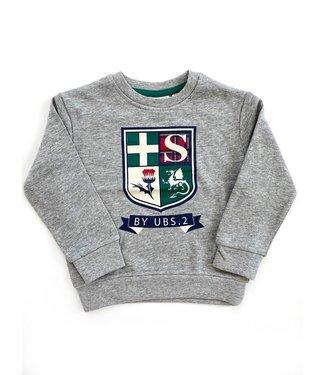 UBS.2 UBS.2 : Grijze sweater