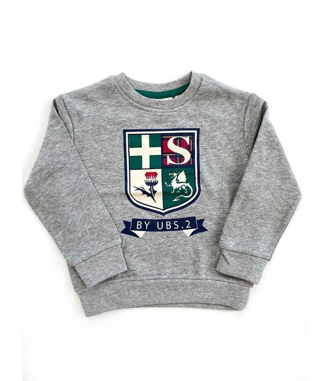 UBS.2 UBS.2 : Grijze sweater