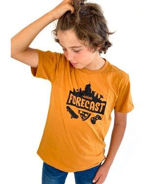 Someone Someone : T-shirt Digital (Dark oker)