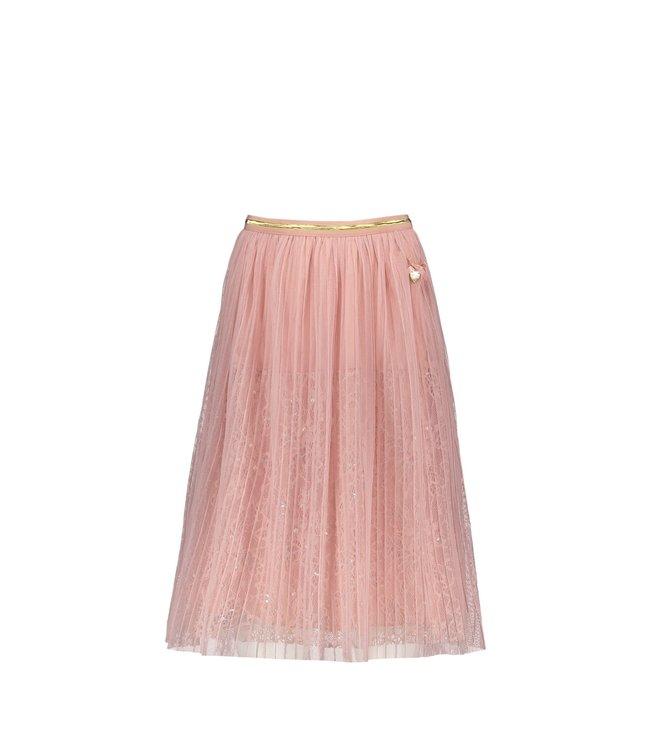 Le chic Le chic : Halflange roze rok