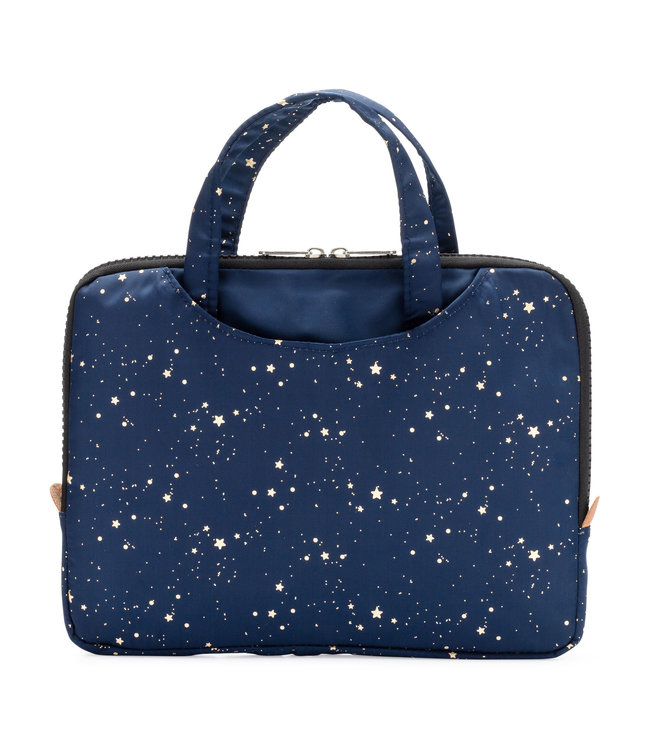 Yumbox Yumbox : Isolerende poche (donkerblauw met gouden sterren))