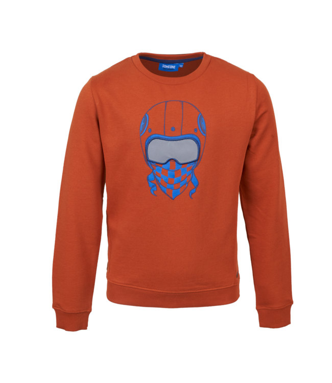 Someone Someone : Sweater Matteo (Light rust)