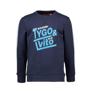 Tygo & Vito Tygo & Vito : Sweater Tygo (Navy)
