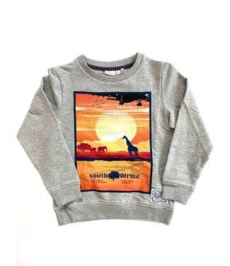 Name it Name it : Sweater Bond (Grey melange)