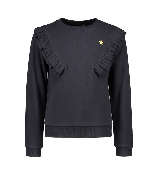 Like Flo Like Flo : Zwarte sweater