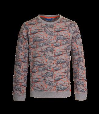 Someone Someone : Sweater Jet (Grey)