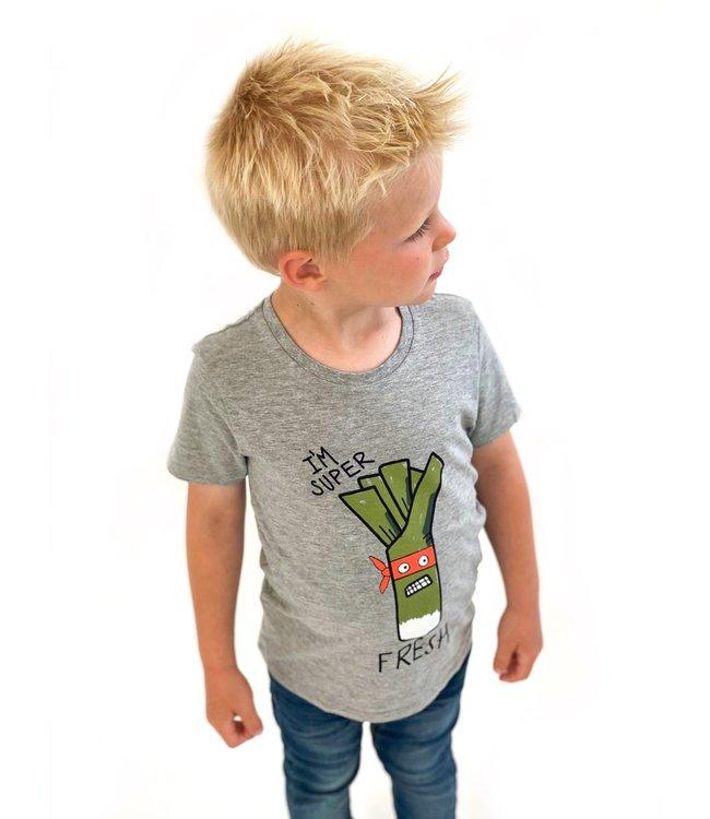 Name it Name it : T-shirt Labas (Grey melange)