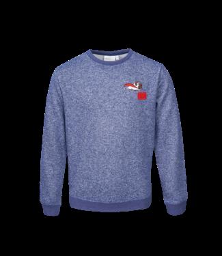 Mini Rebels Mini Rebels : Sweater Nox (Dark blue melange)