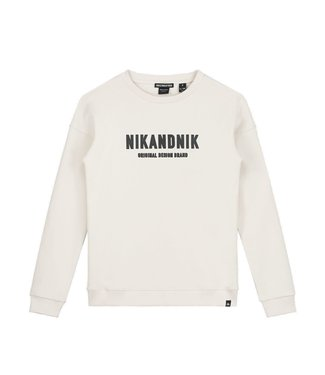 Nik & Nik Nik & Nik : Sweater Milo (Dusty white)